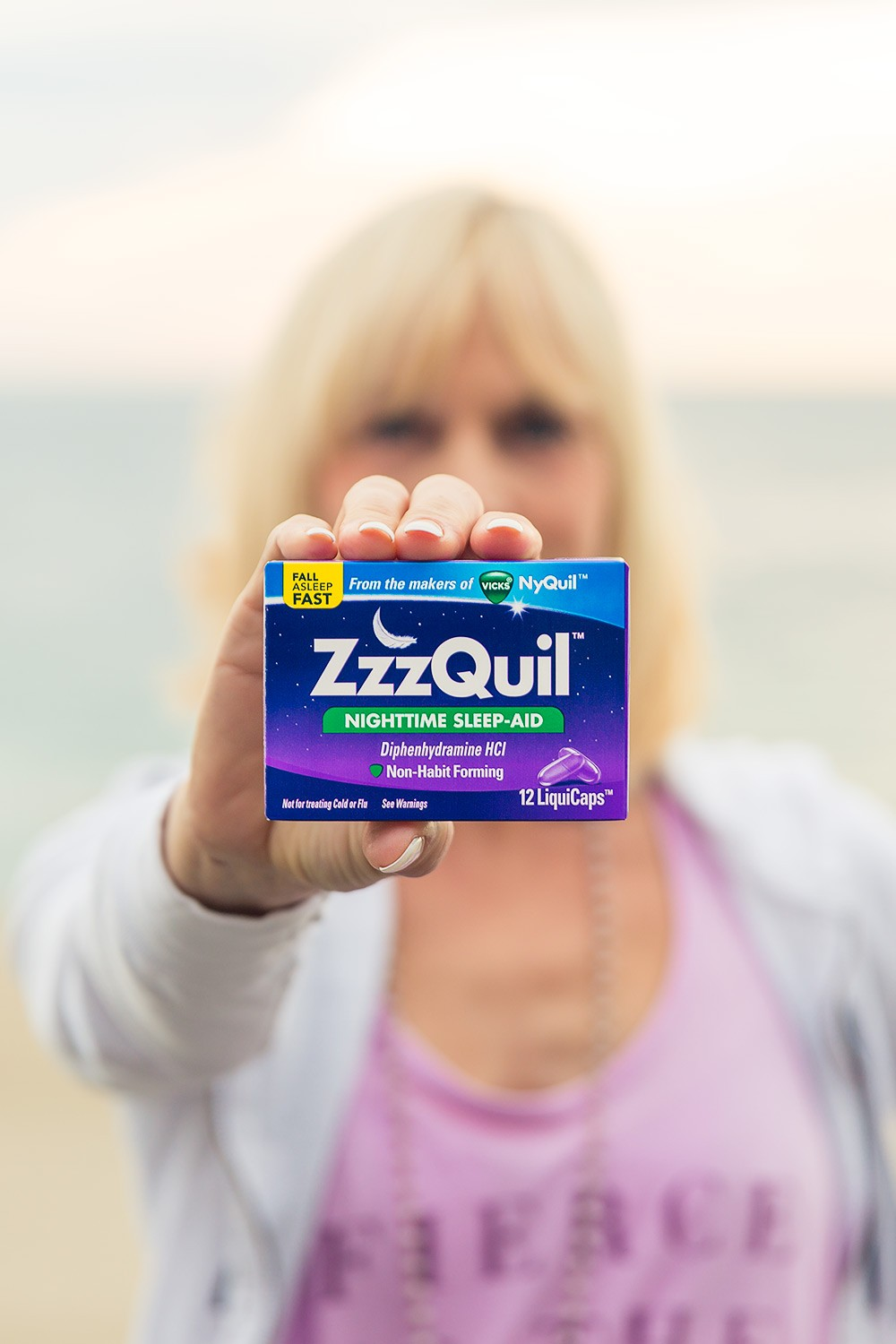 Sleep! ZzzQuil Makes a Sequel - CatherineGraceO