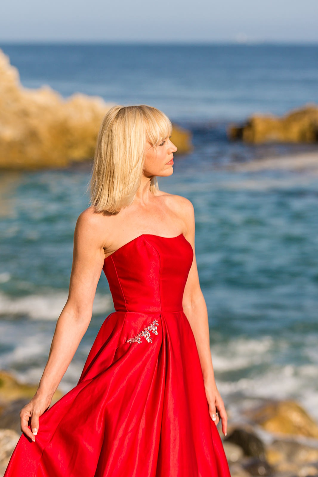 Ballgowns, Beaches, and Boho | CatherineGraceO