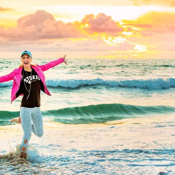 The Joy of the Beach