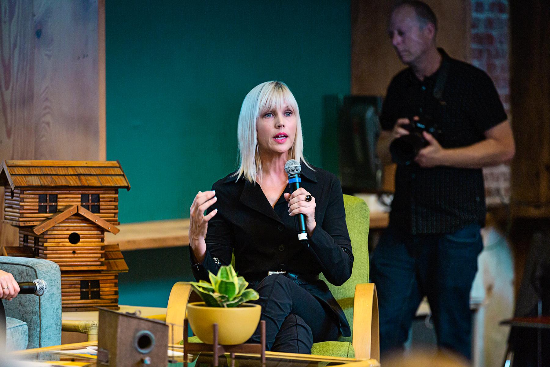 Speaking at YBL